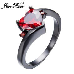Get it while it's hot! New to the store, Heart Ring Fashio... Check it out here! http://maxvaluestore.com/products/heart-ring-fashion-style-black-gold-filled-wedding-rings-for-women?utm_campaign=social_autopilot&utm_source=pin&utm_medium=pin
