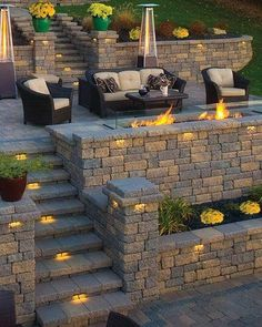 Outdoor Living Spaces : Design Ideas and Important Things to Consider - KUKUN