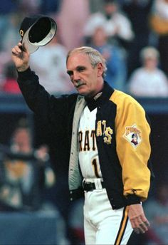 Jim Leyland: 2x NL Manager of the Year