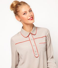 The Frisky - Would You Wear ... This Penis Blouse?