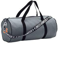 Syracuse Orange Under Armour Favorites Performance Duffel Bag - Steel - $42.99