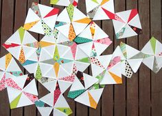 Flea Market Fancy Stars.  Red Pepper Quilts.  I want to make this block.
