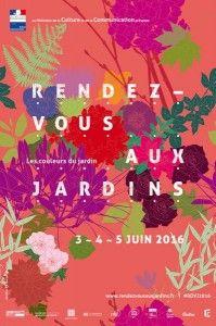 Good Les Couleurs Du Jardin à Lu0027honneur Des Rendez Vous Aux Jardins 2016 !