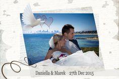 Daniella & Marek - Canvas Fine Print Store