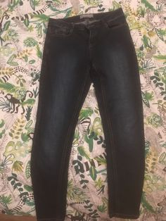 2ccd7bf813edc5 LADIES DOROTHY PERKINS DARK BLUE SKINNY JEANS SIZE 6 more like an 8.  #fashion