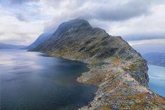 Besseggen ridge, Jotunheimen, Norway