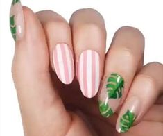 50 Stunning Trendy Nail Designs to Inspire Your Next Manicur.- 50 Stunning Trendy Nail Designs to Inspire Your Next Manicure ✨ 💘 Summer vibes since it's still here in Arizona.🌹 By: Nails, Acrylic Nails, Gel Nails, Halloween Nails, Prom Nail Design. Nail Art Designs Videos, Nail Art Videos, Gel Nail Designs, Funky Nail Designs, Beach Nail Designs, Cute Summer Nail Designs, Nail Design Video, Nail Design Glitter, Nail Design Spring