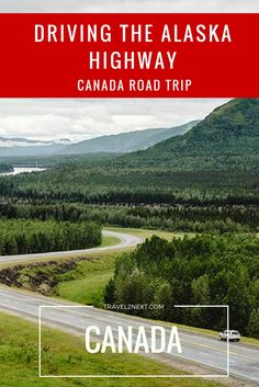 The Alaska Highway is one of the world's most amazing constructed wonders, bulldozed and blasted through Canada's remote British Columbia and Yukon into the USA's Alaska in 1942-43.