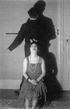 Antonin Artaud photographed by Eli Lotar, 1930, Dépôt du Musée national d'art moderne, Centre Pompidou, Paris,