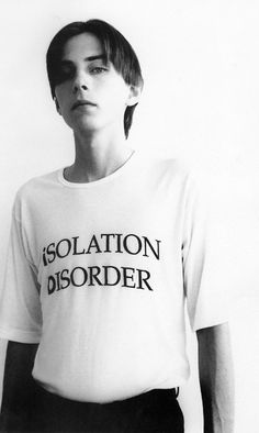 "Raf Simons ┃ A/W 1999 ""Disorder Incubation Isolation"" Collection"