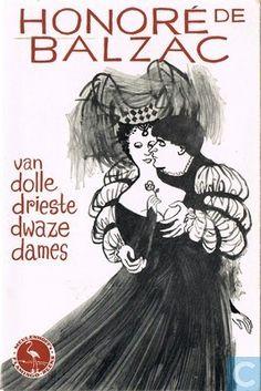 Flamingo-reeks # 35 Honoré de Balzac - Van dolle drieste dwaze dames