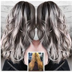 How-To: Blonde to Edgy Silver - Career - Modern Salon