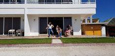 Sisters at Santa Fe Bantayan Island, Santa Fe, Garage Doors, Sisters, Outdoor Decor, Home Decor, Interior Design, Home Interior Design, Home Decoration