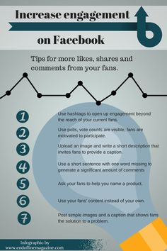 If you manage a professional Page you probably already know that getting fans to like, share or comment on your post can be tricky. In this we try to give some ideas on how to increase the engagement from your fans. Vote Counting, Application Development, Infographics, Over The Years, Fans, Knowledge, Articles, Science, Social Media