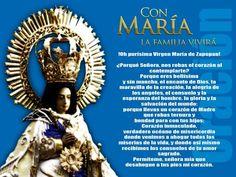 Oh! Virgen María de Zapopan ! #PrayForPeace #Pray #Faith #Catholic