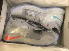 c024dd6efcfd Nike PG 2.5 Playstation Paul George Grey sz 10 Limited Edition