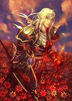 """During this scene, in Japanese Estinien actually said""""so.this is our final goodbye"""" which is much softer than English version's """" There ends your. 'The last goodbye to you, Nidhogg. Fantasy Heroes, Fantasy Male, Fantasy World, Final Fantasy Artwork, Final Fantasy Xiv, Dnd Characters, Fantasy Characters, Character Inspiration, Character Art"""