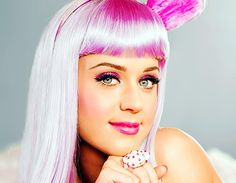 Katy Perry was born in 1984 and she born in California. Her first song is UR So Gay.