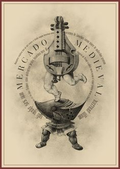 dancing stringed instrument