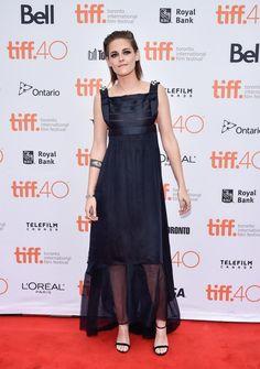 Pin for Later: Sorry New York – glamouröse Kleider gibt's auch in Toronto! Kristen Stewart