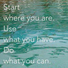 Swim Quote -