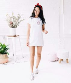 Emma Verde, Youtubers, Shirt Dress, Lifestyle, Collection, Outfits, Dresses, Fashion, Style