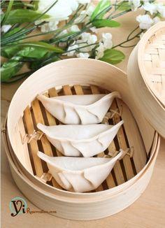 Chinese Chive Dumplings 韭菜餃子