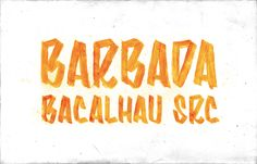 B A R B A D A . Bacalhau SRC on Behance