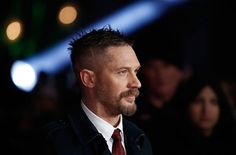 Actor Tom Hardy attends the UK Premiere of 'The Revenant' at the Empire Leicester Square on January 14 2016 in London England