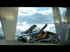 BMW i8 Concept Spyder. Unleash electricity with BMW eDrive. http://www.youtube.com/user/BMWi?v=rxRAhOgjvNQ