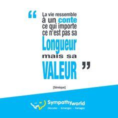 Prenez conscience de votre valeur ! http://sympathy-world.fr