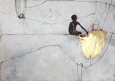 Contemporary Paintings, Modern Contemporary, Figure It Out, Harvest, Cool Art, Art Ideas, Art Gallery, Sculptures, Illustration Art