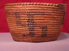 Maricopa Indian Basket Circa 1920 | eBay