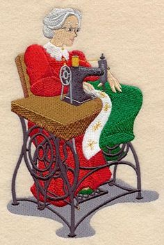 images of santa sewing - Yahoo Image Search Results