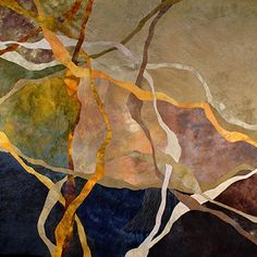 Annual Exhibit - Form, Not Function: Quilt Art at the Carnegie Center for Art & History. May 9 - July 12, 2014. Best of Show -- Tumble by Bonnie M. Bucknam (Vancouver, WA  )