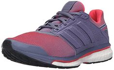 reputable site 0027b 01f62 adidas Performance Womens Supernova Glide 8 W Running Shoe Super Purple  S16Super Purple S16Shock Red S16 5 M US   Click image for more details.