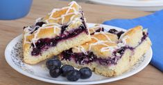 Put to delicious use in this recipe, blueberries are getting the starring role they so deserve!