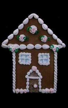 20% OFF SALE Wedding Cake Inspired Gingerbread by SweetARTbyAshley