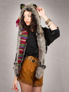 WANT: Peruvian Grey Wolf