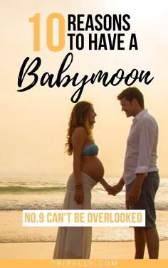 So, you've just found out you're #pregnant. Congratulations! If it's your first, well, then this article is for you. If it's your 2nd, 3rd, 4th, or beyond, then you already know why a #babymoon is so highly regarded and important. If you haven't heard about this type of vacation, it's the last trip you may take with your spouse before the baby arrives.  Life is about to change as you know it. #Womanvacation #Babymoon