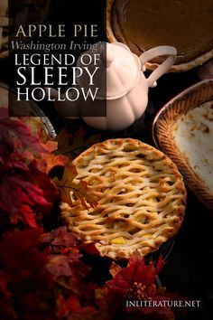 Live a literary inspired life Renaissance Food, Making Hard Cider, American Apple Pie, Most Popular Drinks, Apple Pie Recipes, Turnover Recipes, Yummy Recipes, Butter Pie, Crust Recipe