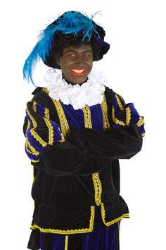 Blanken: zien hem als een vrolijke kindervriend  Zwarten: racistisch stereotype door hun culturele achtergrond