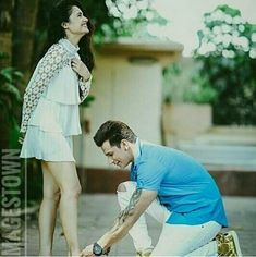 Yuvika Chaudhary Reveals Her Feelings For Prince Narula For The First Time Ever Pre Wedding Poses, Pre Wedding Shoot Ideas, Wedding Couple Poses Photography, Wedding Couple Photos, Couple Photoshoot Poses, Indian Wedding Photography, Pre Wedding Photoshoot, Couple Posing, Wedding Advice