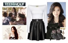"""Kira Yukimura Inspired Outfit"" by the-russian ❤ liked on Polyvore"