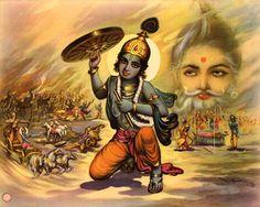 Kuruchetra Krishna