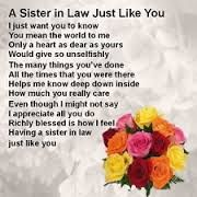 28 Best Sister In Law Images Sister In Law Quotes Thoughts Sisters
