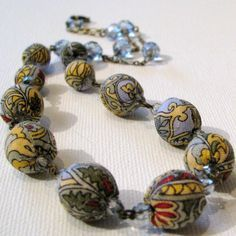 PATTERNS FOR HOMEMADE BEADED NECKLACES - Google Search