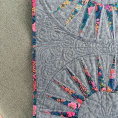 Liberty Spikes Quilt