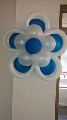 Flower balloon