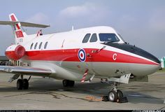 Hawker Siddeley HS-125-2 Dominie T1 aircraft picture
